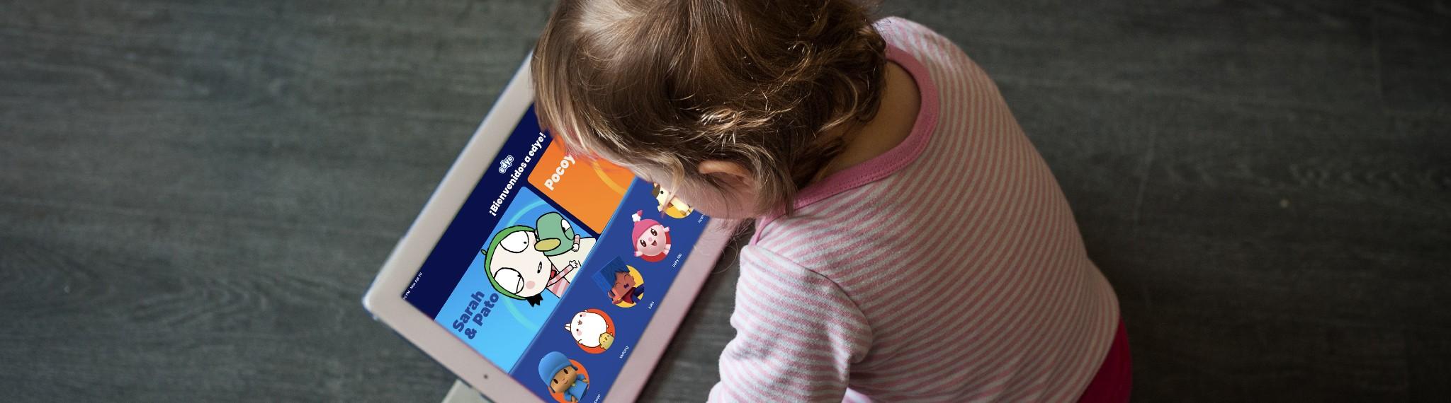 Uso saludable de la tecnología en niños y adolescentes